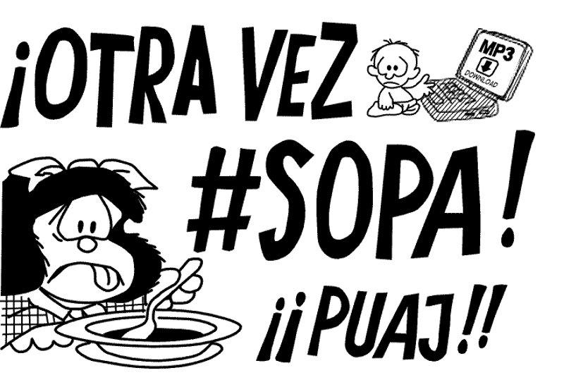 La ley SOPA