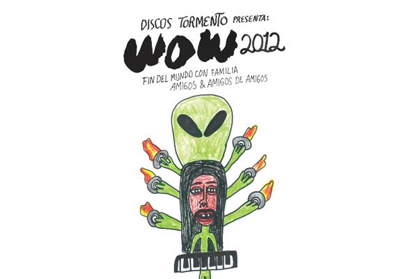 Discos Tormento Presenta: Compilado Wow 2012 * Fin del Mundo