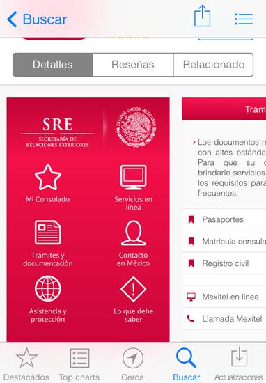 Oficina de la SRE (Secretaria de Relaciones Exteriores) en Saltillo, Coah. - Coahuila