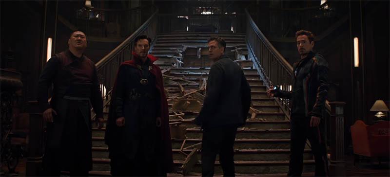 Estrenan el primer tráiler de Avengers: Infinity War