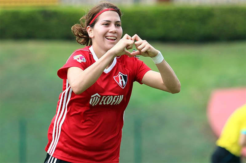 ¿Igualdad? goleadora del Atlas renuncia… ganaba mil 500 al mes