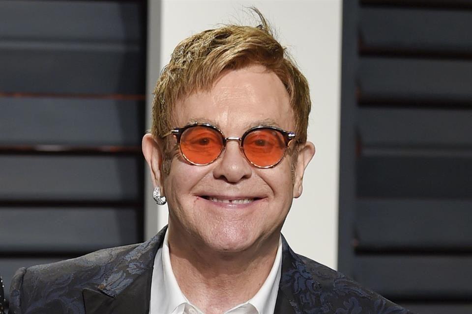 Elton John anuncia última gira mundial