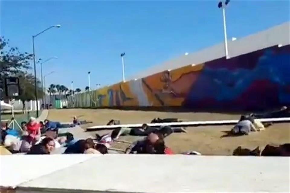 Interrumpe balacera acto de edil en Tamaulipas