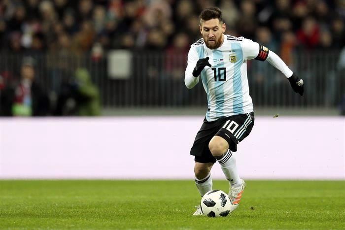 No necesita Messi ganar un Mundial