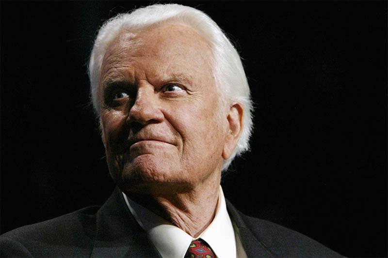 Muere el influyente pastor evangelista Billy Graham a los 99 años