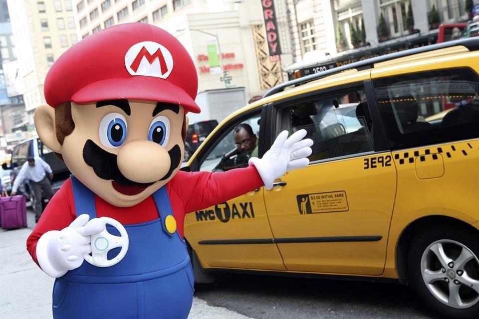 Prepara Nintendo película de Super Mario