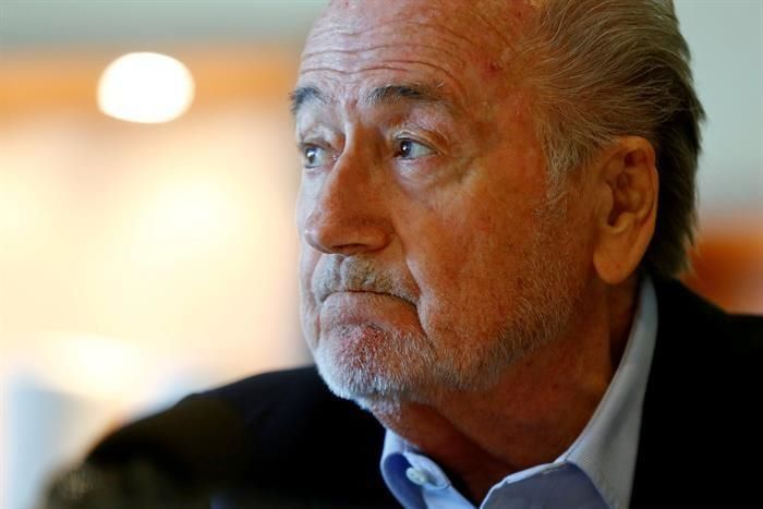 Blatter quiere limpiar su nombre
