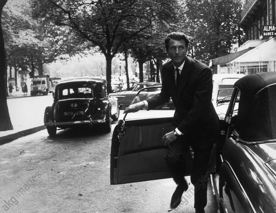 Muere el gran modisto francés Givenchy
