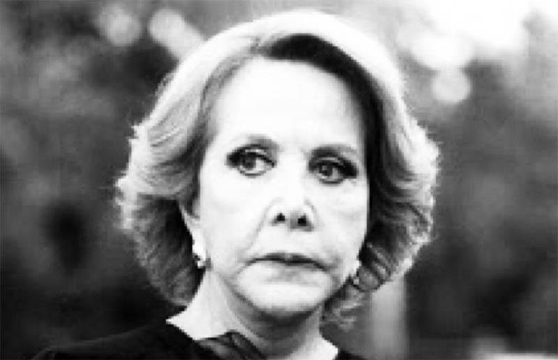 """Fallece la actriz María Rubio, """"madre de todas las villanas"""""""