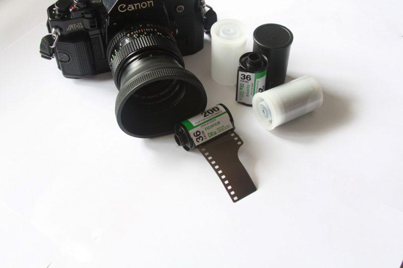 Canon le dice adiós a las cámaras de carrete