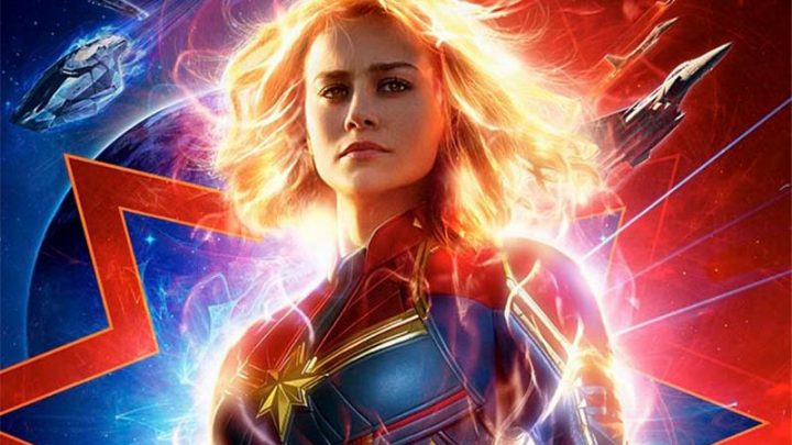 "Marvel Studios revela nuevo póster de ""Capitana Marvel"""