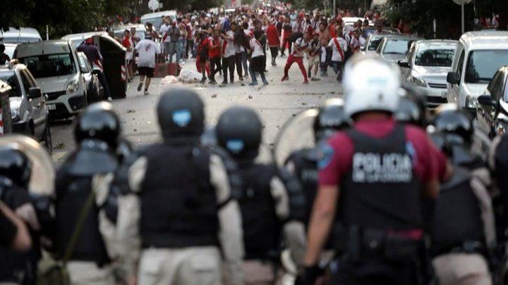 La decadencia del futbol argentino