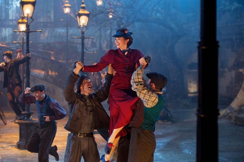 """""""Mary Poppins"""" regresa con más aventuras a las salas de cine"""
