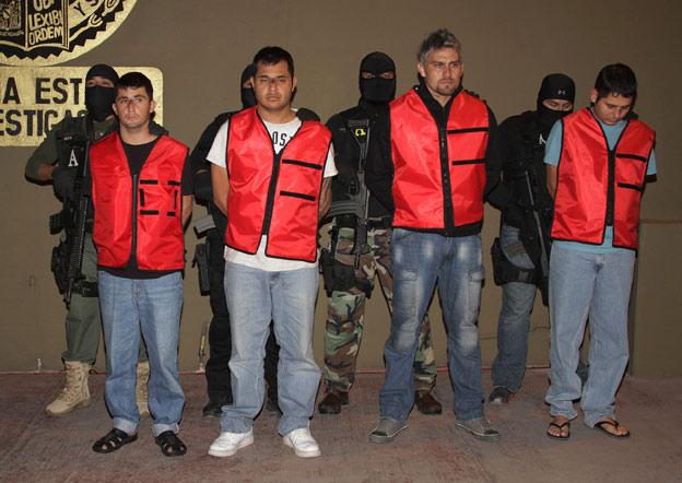 """Vinculan a """"El Gato"""" Ortiz con banda de secuestradores"""
