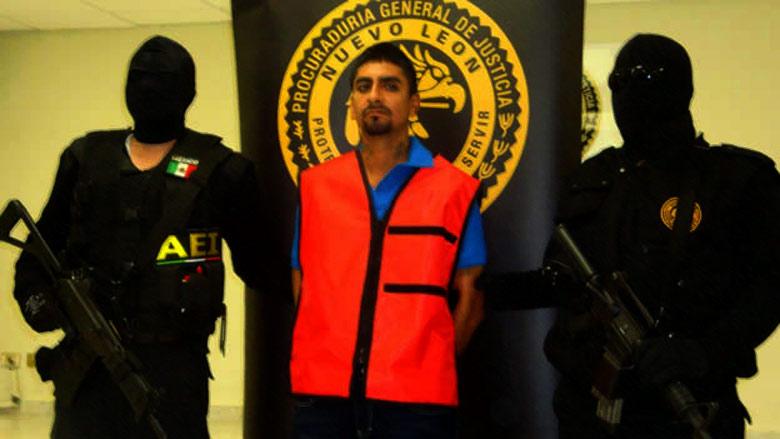 """""""Cazan"""" a """"El Árabe"""", responsable de 75 asesinatos"""