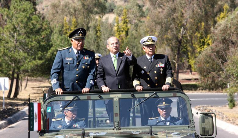 Reconoce Calderón crisis en sistema carcelario