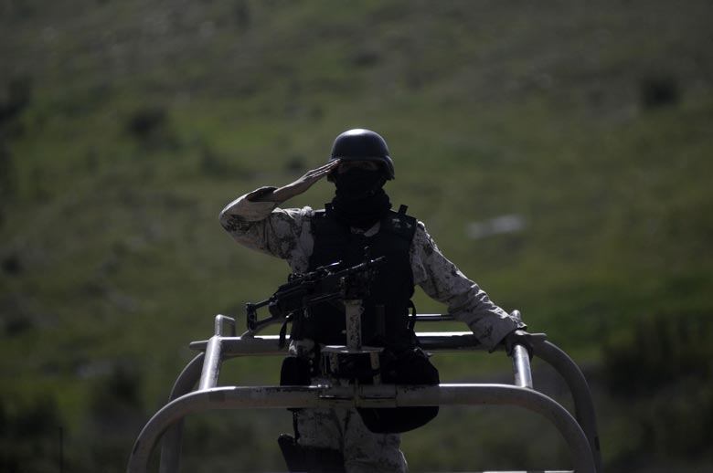 «México se comprometió a arrestar a un capo»