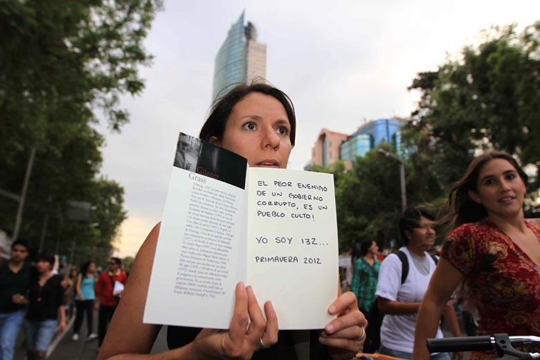 """""""Nadie va a detener nuestra movilización"""""""