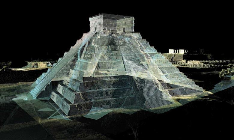 Digitalizarán las ciudades sagradas del México antiguo