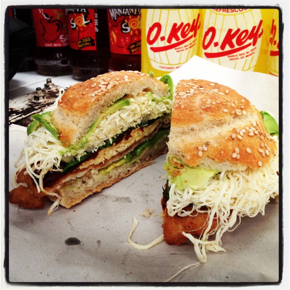 Cemitas for Pinterest