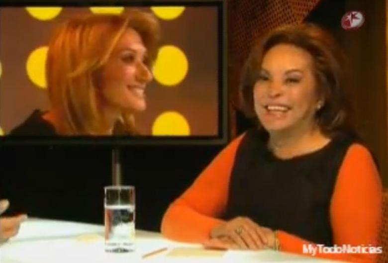 La última entrevista de #ElbaEstherGordillo