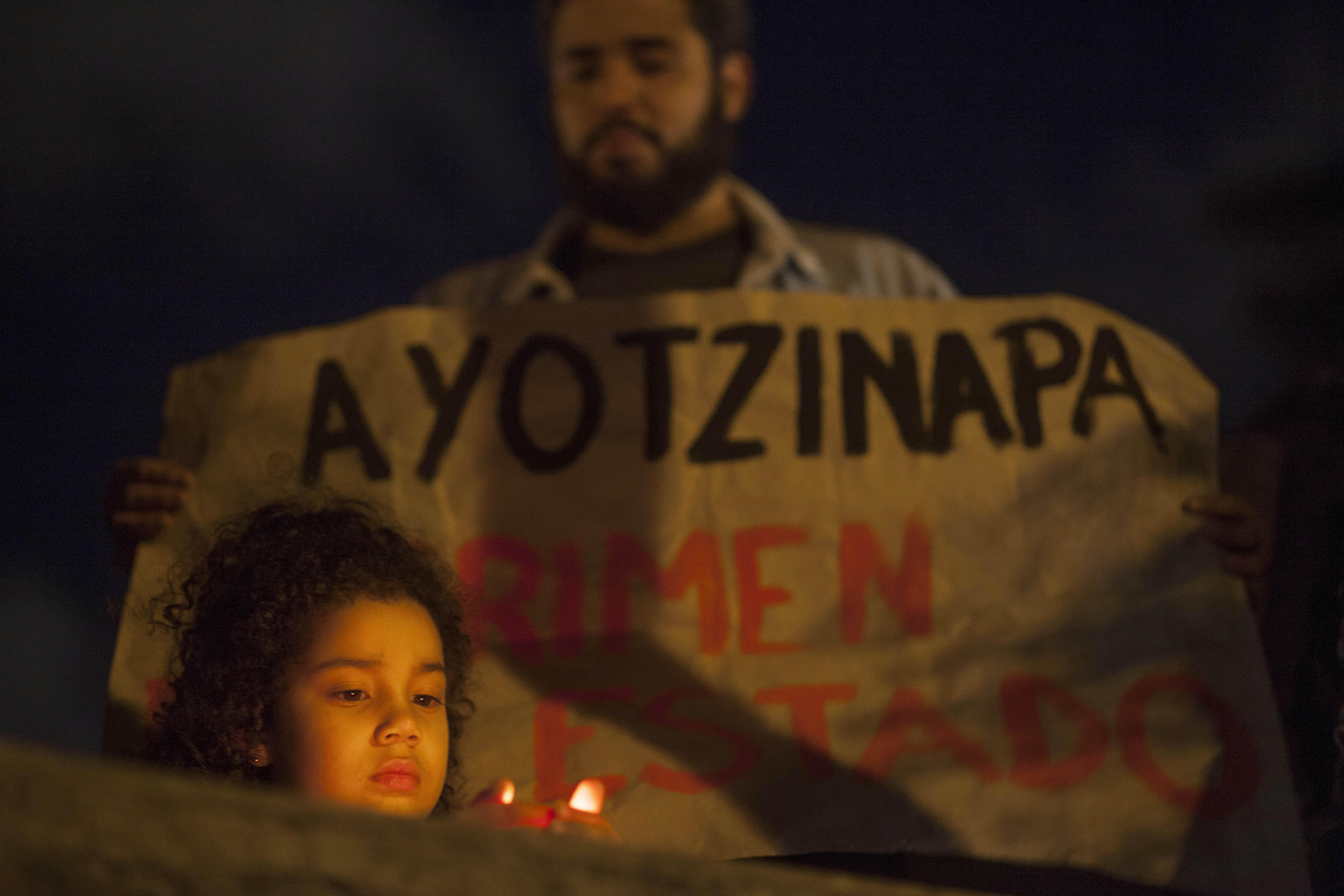 (1)GUATEMALA-CIUDAD DE GUATEMALA-MEXICO-SOCIEDAD-MANIFESTACION