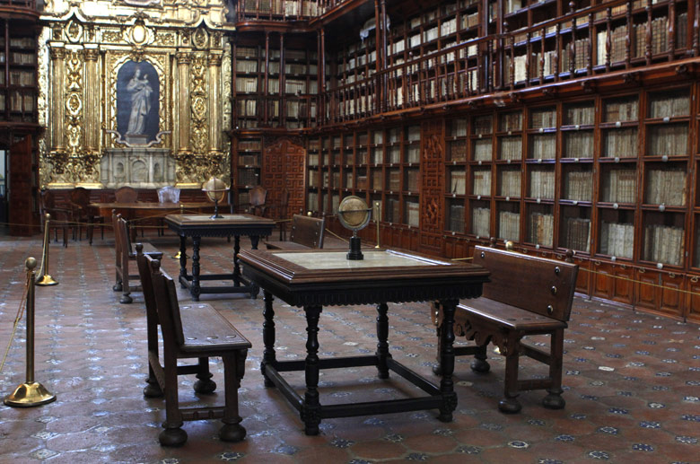 Biblioteca Palafoxiana, memoria del mundo