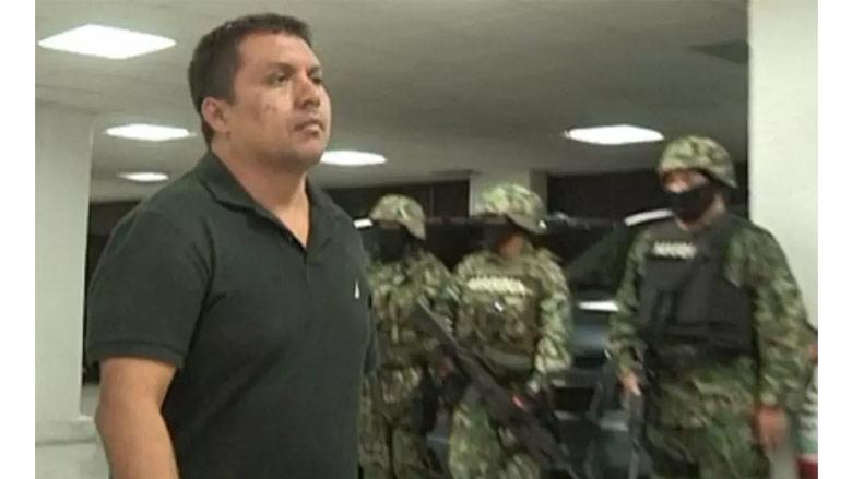 Miguel Ángel Treviño Morales, El Z-40, fue capturado en 2013 en el estado de Tamaulipas