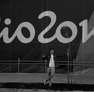 Un poblano va a la conquista de #Rio2016
