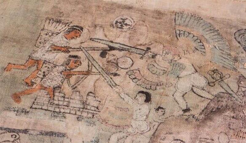 Lienzo de Quauhquechollan, Memoria del Mundo