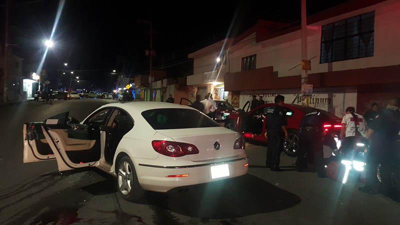 Puebla se tiñe de rojo; tres incidentes violentos sacuden a la capital