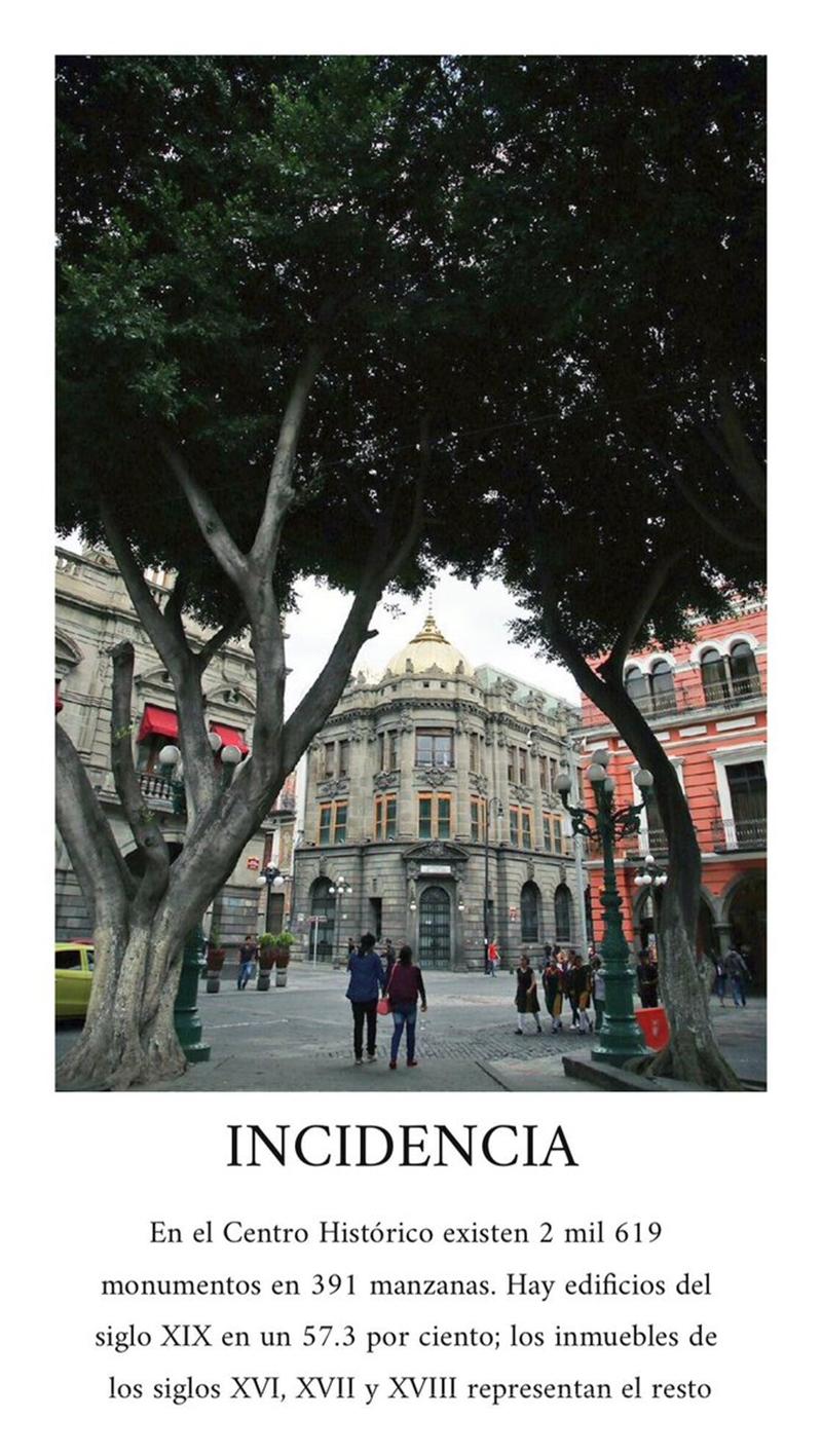 Conmemora Centro Histórico de Puebla 31 aniversario en lista de Unesco