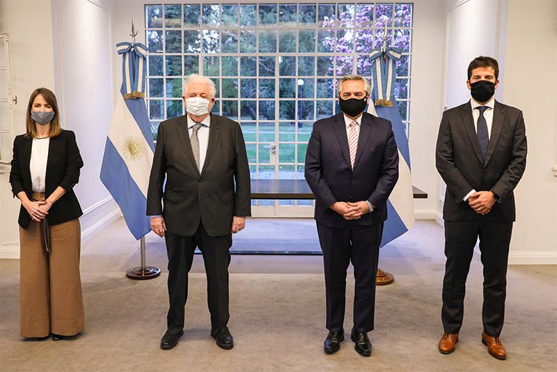 México y Argentina fabricarán vacuna contra Covid-19