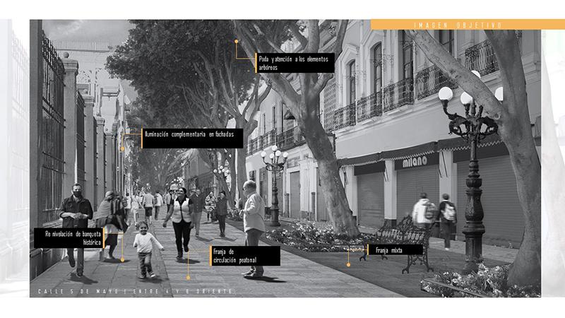 Con 135 millones de pesos, Gobierno de la Ciudad contribuirá al desarrollo del Centro Histórico
