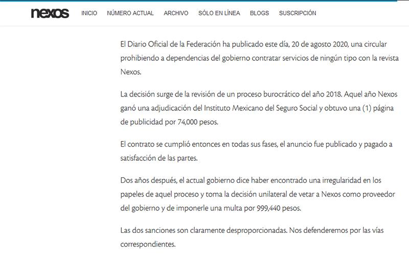 Gobierno está en pie de guerra contra críticos, advierte Aguilar Camín