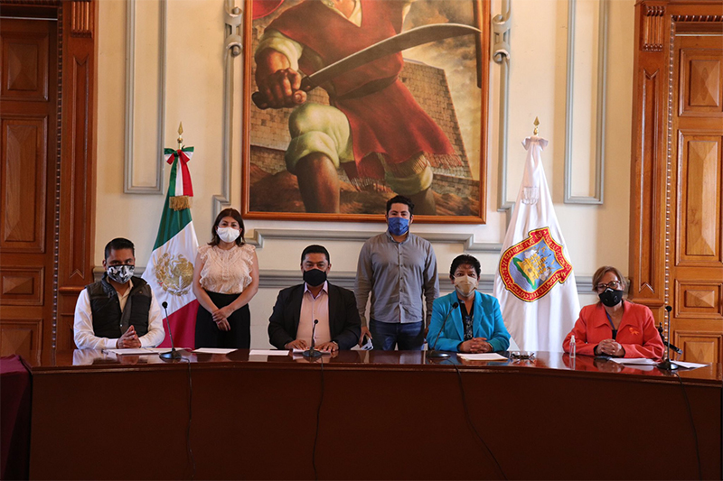 Obra pública en la ciudad de Puebla generará más de 15 mil empleos