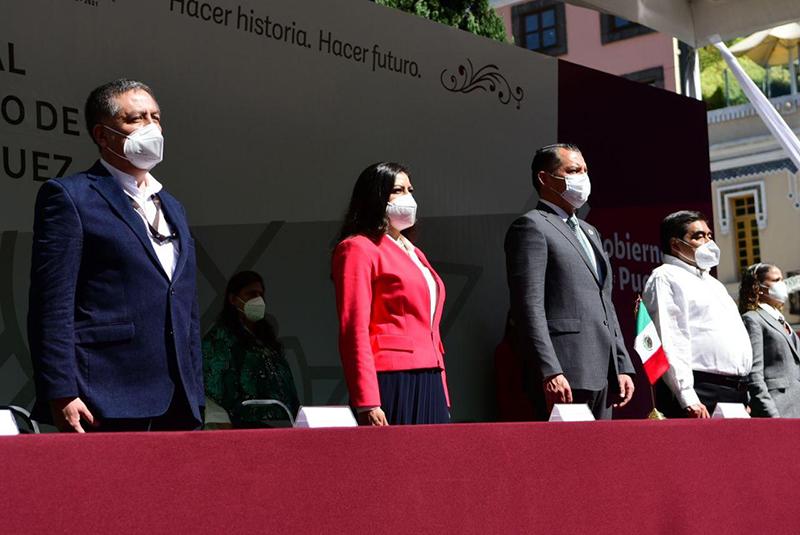 Gobierno de la Ciudad conmemora el Día de Solidaridad de las Ciudades Patrimonio Mundial