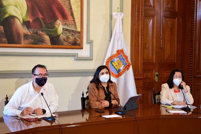 Inicia Gobierno de la Ciudad hermanamiento con la ciudad de Tlaxcala y Ciudad de México