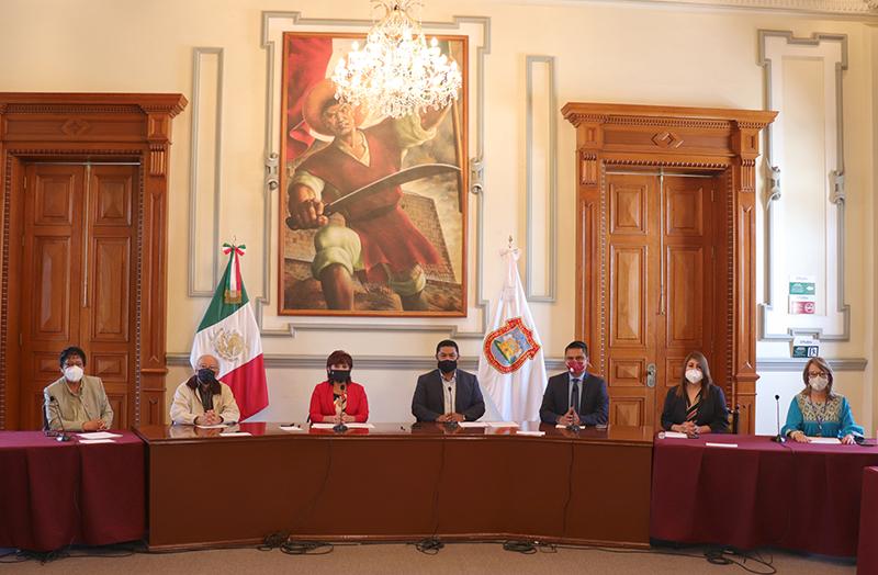 Invertirá Ayuntamiento de Puebla más de 143 mdp para reactivación económica en materia turística
