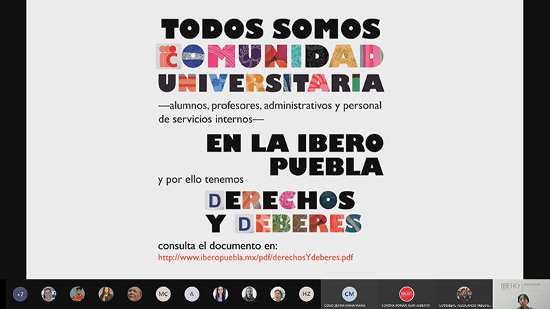 Implementa Ibero Puebla justicia restaurativa, no punitiva, en la prevención de violencias universitarias