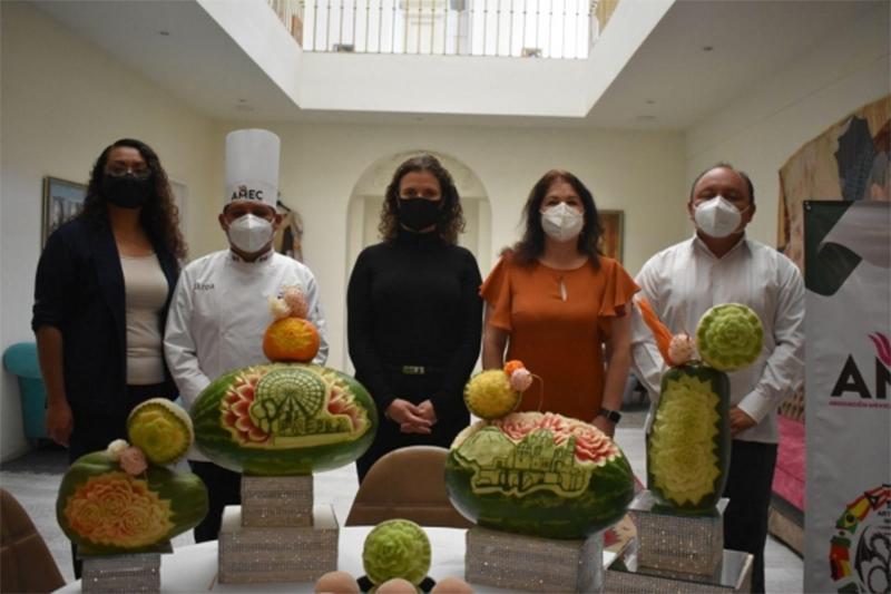 Puebla capital, sede del concurso internacional en línea de Arte Mukimono