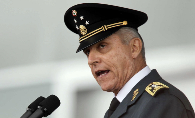 La DEA, tras los pasos de Salvador Cienfuegos