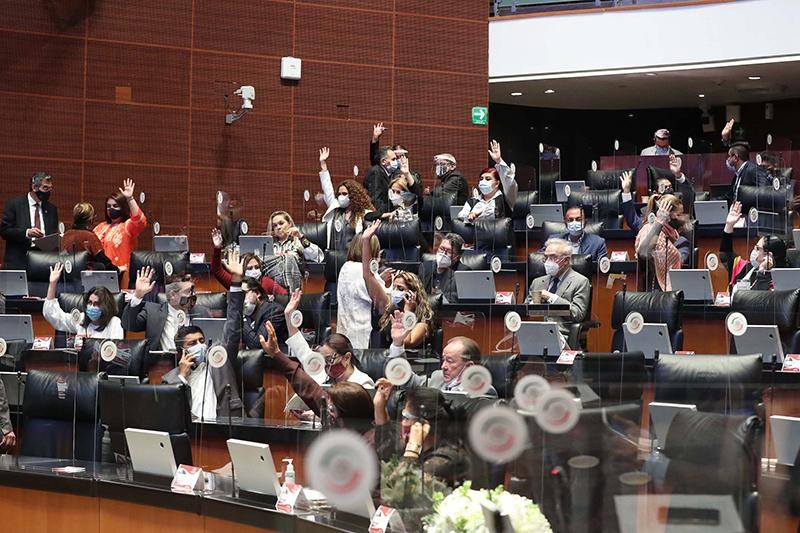 Avala el Senado, con cambios, la Miscelánea Fiscal; regresa a la colegisladora