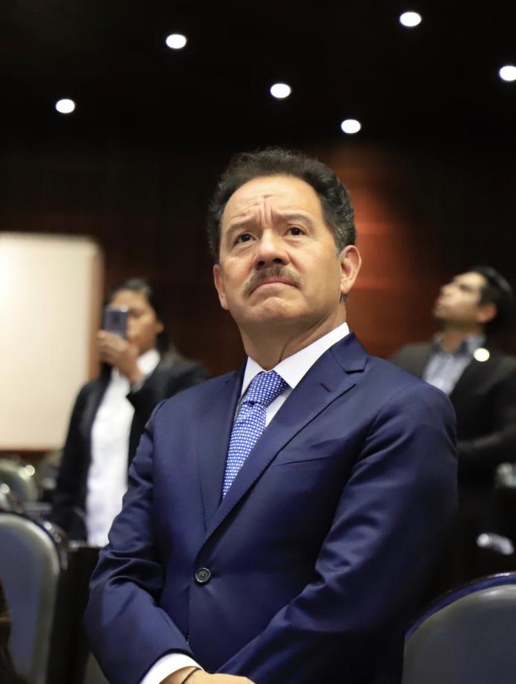Ignacio Mier es elegido como nuevo coordinador de los diputados de Morena
