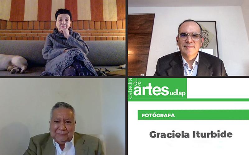 Sin sueño e imaginación no hay fotografía: Graciela Iturbide