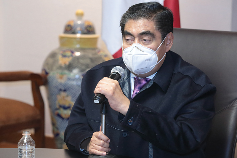 Asumirá Gobierno del Estado seguridad pública en Tecamachalco