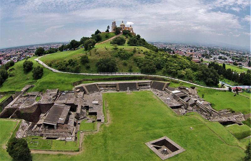 El 20 de octubre reabre bajo la nueva normalidad la Zona Arqueológica de Cholula