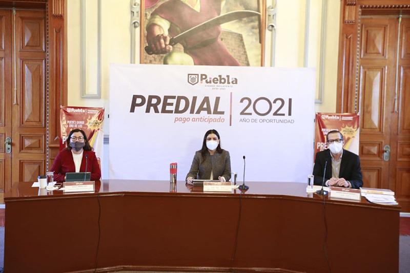 Ayuntamiento de Puebla otorgará 10 por ciento de descuento por pago anticipado de predial y limpia