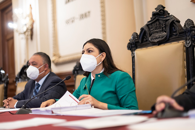 Cabildo poblano aprueba propuesta de Ley de Ingresos 2021; no habrá nuevos impuestos