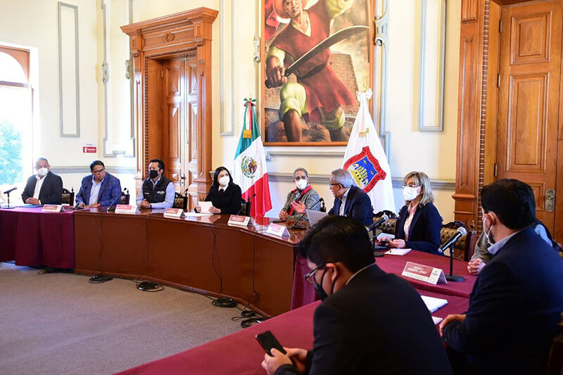 Ayuntamiento de Puebla fortalece igualdad laboral y no discriminación